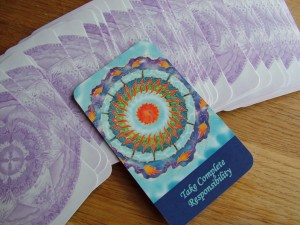 mandala oracle cards fionastolze